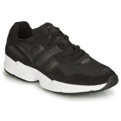 Čevlji  Nizke superge adidas Originals FALCON Črna