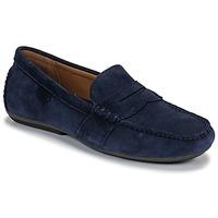 Čevlji  Moški Mokasini Polo Ralph Lauren REYNOLD Modra