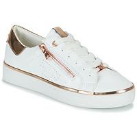 Čevlji  Ženske Nizke superge Tom Tailor 6992603-WHITE Bela