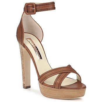 Čevlji  Ženske Sandali & Odprti čevlji Rupert Sanderson KOOMELA Kostanjeva