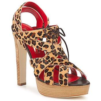 Čevlji  Ženske Sandali & Odprti čevlji Rupert Sanderson BRISE Kostanjeva