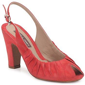 Čevlji  Ženske Sandali & Odprti čevlji Janet&Janet PEONIA PLISA Rdeča