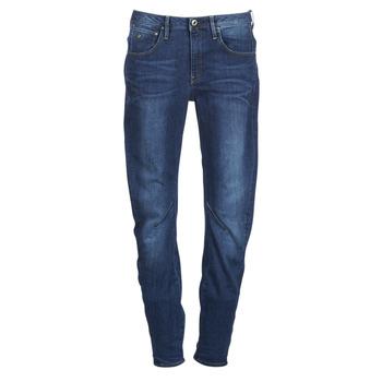 Oblačila Ženske Jeans boyfriend G-Star Raw ARC 3D LOW BOYFRIEND Modra / Vintage