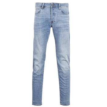 Oblačila Moški Kavbojke slim G-Star Raw 3302 SLIM Modra / Indigo modra / Vintage