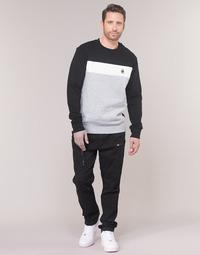 Oblačila Moški Hlače s 5 žepi G-Star Raw POWEL SLIM TRAINER Modra
