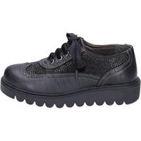 Čevlji  Deklice Čevlji Derby Didiblu Klasična BT344 Črna