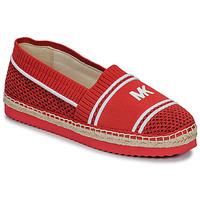 Čevlji  Ženske Espadrile MICHAEL Michael Kors RAYA Rdeča