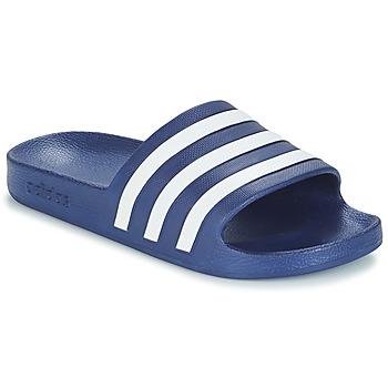 Čevlji  Natikači adidas Performance ADILETTE AQUA Modra