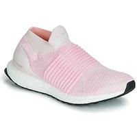 Čevlji  Ženske Tek & Trail adidas Performance ULTRABOOST LACELESS Rožnata