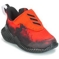 Čevlji  Dečki Tek & Trail adidas Performance FORTARUN SPIDER-MAN Rdeča / Črna