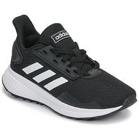 Čevlji  Otroci Tek & Trail adidas Performance DURAMO 9 K Črna / Bela