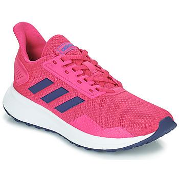 Čevlji  Deklice Tek & Trail adidas Performance DURAMO 9 K Rožnata