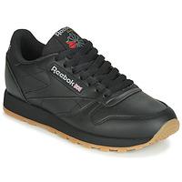 Čevlji  Nizke superge Reebok Classic CL LTHR Črna