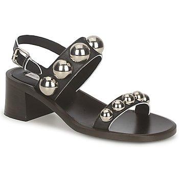 Čevlji  Ženske Sandali & Odprti čevlji Marc Jacobs MJ18184 Črna