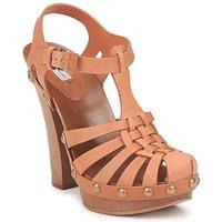 Čevlji  Ženske Sandali & Odprti čevlji Marc Jacobs MJ18051 Bež