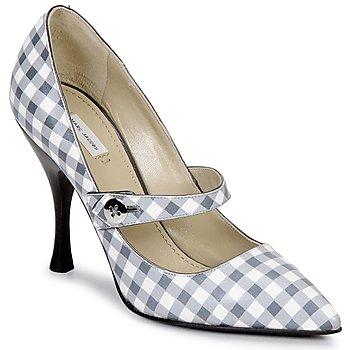 Čevlji  Ženske Salonarji Marc Jacobs MJ18354 Siva