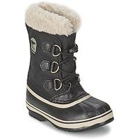 Čevlji  Otroci Škornji za sneg Sorel YOOT PAC NYLON Črna