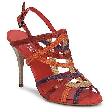 Čevlji  Ženske Sandali & Odprti čevlji Stéphane Kelian OPERA Bronze-večbarvna