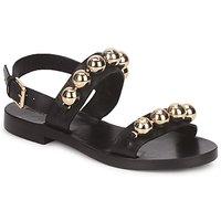 Čevlji  Ženske Sandali & Odprti čevlji Sonia Rykiel GRELOTS Črna