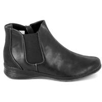 Čevlji  Ženske Škornji Boissy Boots 7514 Noir Črna