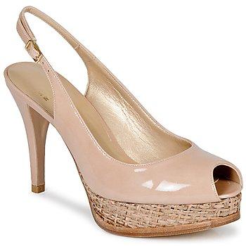 Čevlji  Ženske Sandali & Odprti čevlji Stuart Weitzman SLINK Rožnata