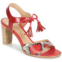 Čevlji  Ženske Sandali & Odprti čevlji Perlato RUBY Rdeča