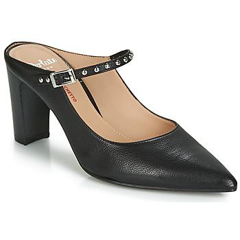 Čevlji  Ženske Sandali & Odprti čevlji Perlato MALDINI Črna
