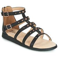 Čevlji  Deklice Sandali & Odprti čevlji Bullboxer AGG021 Črna