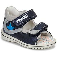 Čevlji  Dečki Sandali & Odprti čevlji Primigi 3377611 Modra