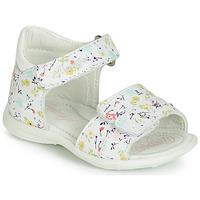 Čevlji  Deklice Sandali & Odprti čevlji Primigi 3407033 Bela