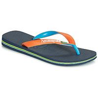 Čevlji  Japonke Havaianas BRASIL MIX Oranžna