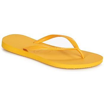 Čevlji  Ženske Japonke Havaianas SLIM Rumena