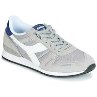 Čevlji  Moški Nizke superge Diadora TITAN II Siva / Modra