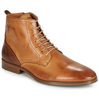 Čevlji  Moški Polškornji Kost NICHE 39 Cognac