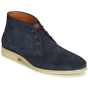 Čevlji  Moški Polškornji Kost CALYPSO 59 Modra