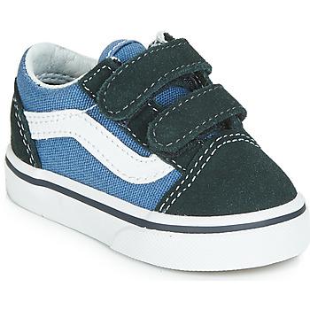 Čevlji  Otroci Nizke superge Vans OLD SKOOL V Modra