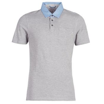 Oblačila Moški Polo majice kratki rokavi Jack & Jones JPRDARREN Siva