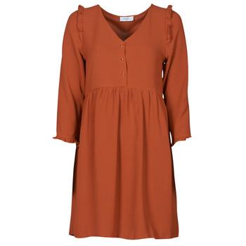 Oblačila Ženske Kratke obleke Betty London JABALA Kostanjeva