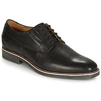 Čevlji  Moški Čevlji Derby Bugatti TOUZEN Črna