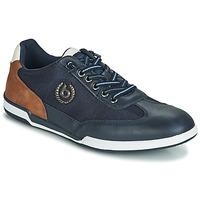 Čevlji  Moški Nizke superge Bugatti TIPPA Modra