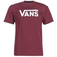 Oblačila Moški Majice s kratkimi rokavi Vans VANS CLASSIC Bordo