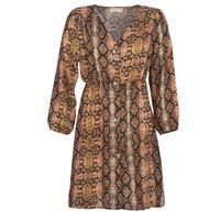 Oblačila Ženske Kratke obleke Moony Mood KOUJUK Večbarvna