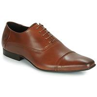 Čevlji  Moški Čevlji Richelieu Carlington ETIPIQ Cognac