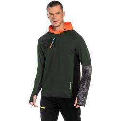 Oblačila Moški Puloverji Reebok Sport DT Stretch Oth Z Zelena, Oranžna