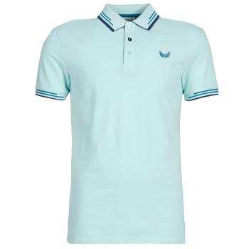 Oblačila Moški Polo majice kratki rokavi Kaporal NAYOC Modra