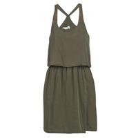 Oblačila Ženske Kratke obleke Kaporal FIXE Kaki