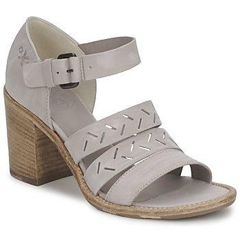 Čevlji  Ženske Sandali & Odprti čevlji OXS ERABLI Siva