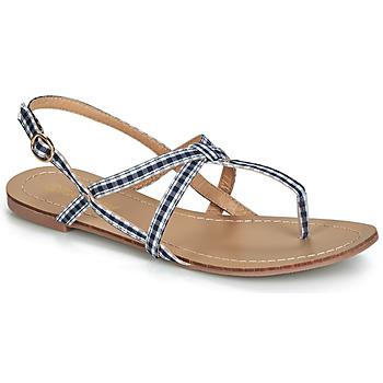 Čevlji  Ženske Sandali & Odprti čevlji Moony Mood JEKERINE Modra