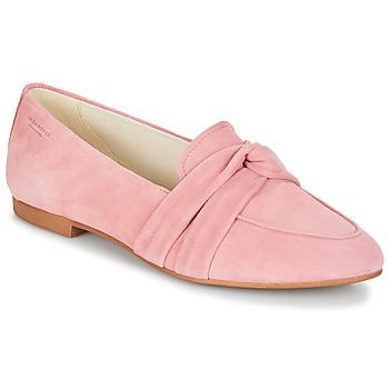 Čevlji  Ženske Mokasini Vagabond Shoemakers ELIZA Rožnata