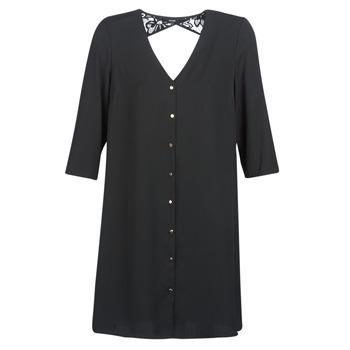 Oblačila Ženske Kratke obleke Vero Moda VMRICKY Črna